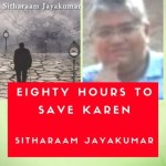80 hours to Save Karen: Book Review you can't miss!