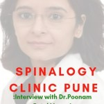 Spinalogy Clinic Pune :Interview with Dr.Poonam Patel Vasani