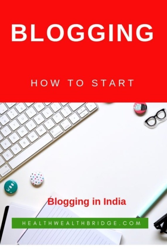 Blogging How to start
