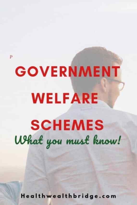Indian Government Welfare Schemes