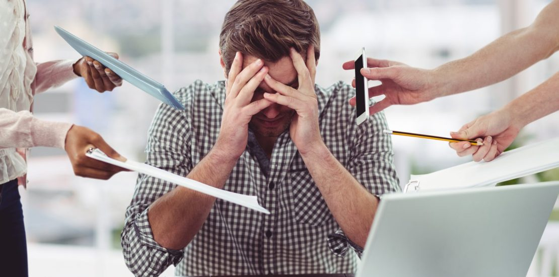 Stressed population