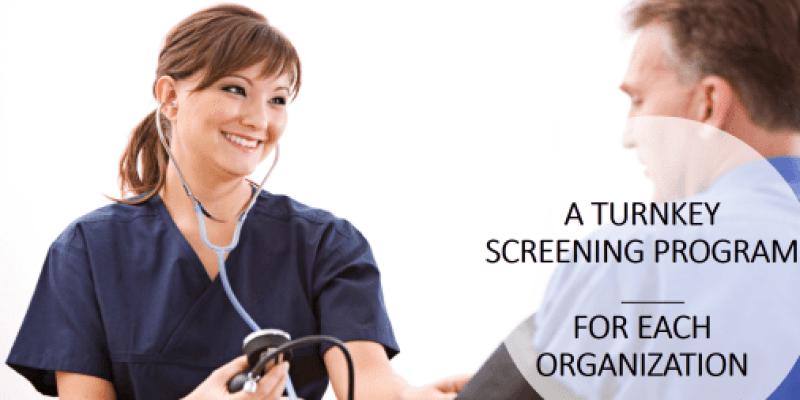 A turnkey screening program