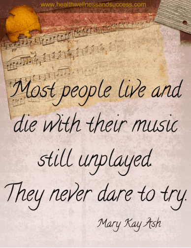 dare to play your music