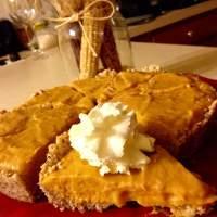 Butternut Squash Banana Pie (Paleo)