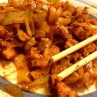 Cabbage and Chicken Skillet (Paleo)