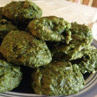 Gillyweed (AKA Spinach Balls) (Paleo)