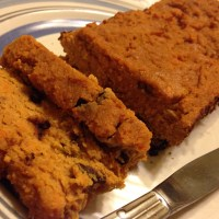 Sweet Potato Bread (Paleo)