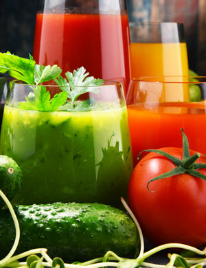 Fruit and Vegetable Cleanse
