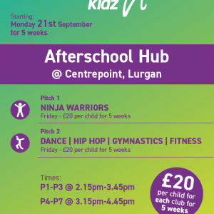 Healthy Kidz Afterschools at Centrepoint