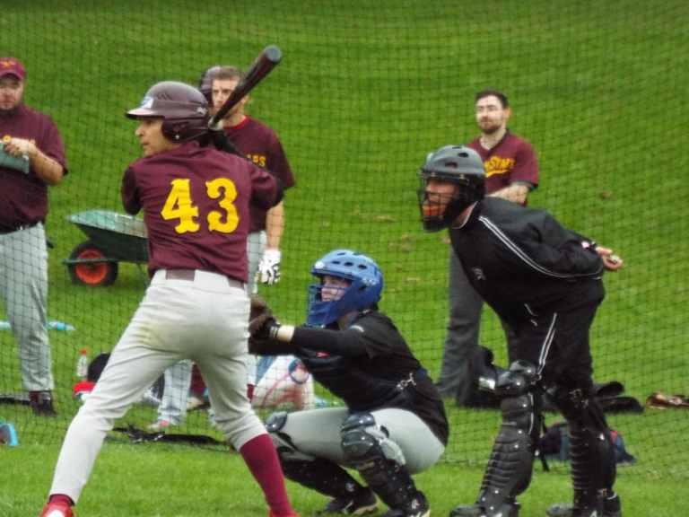 baseball northern ireland