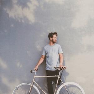 自転車の所有者であることの証明になる