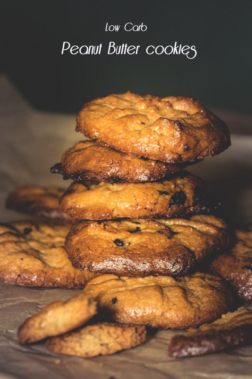 healthy soulfood_erdnuss kekse_low carb_ main
