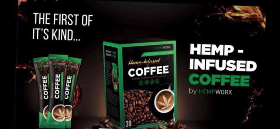 Hempworx coffee