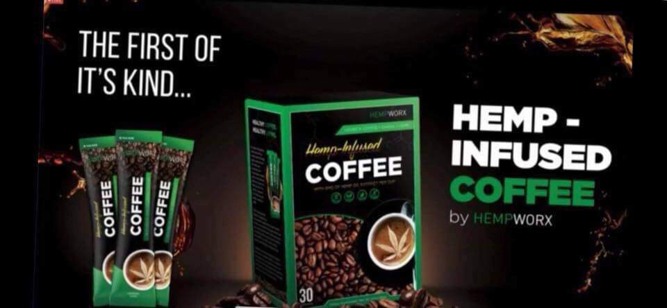 Hempworx coffee