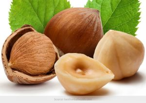 The Health Benefits of Hazelnuts
