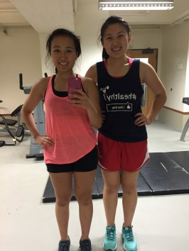 Friends who burpee together, stay together.