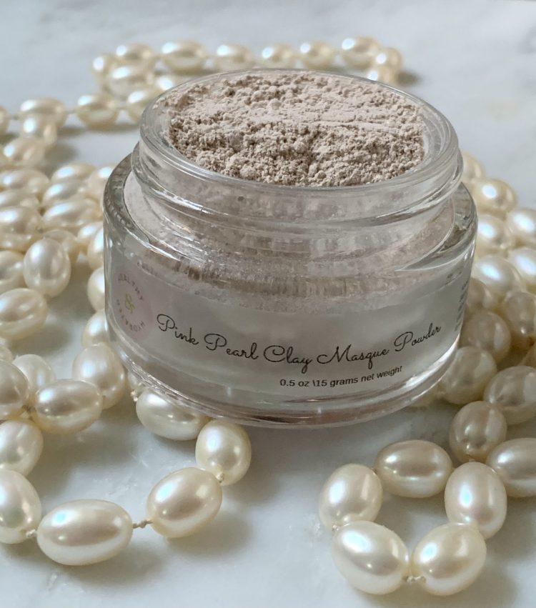 Pink Pearl Clasy Masque