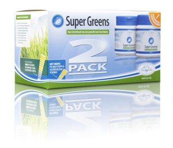 Vitakruid super greens 2-pack