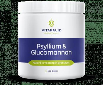Vitakruid psyllium oplosbare vezel