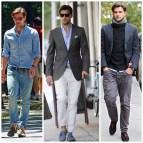 Smart Casual Men Fashion Style