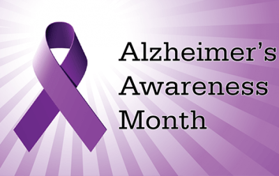 Alzheimer's Awareness Month Provides Opportunity to Learn