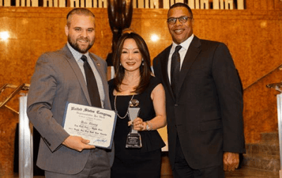 Healthy Brains' Dr. Kate Zhong Wins Top Technology Innovation Award