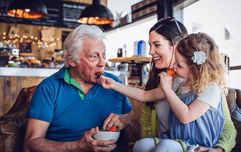 Brains of All Ages Can Benefit from Mediterranean-Style Eating