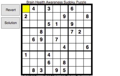 Sudoku Puzzle 4