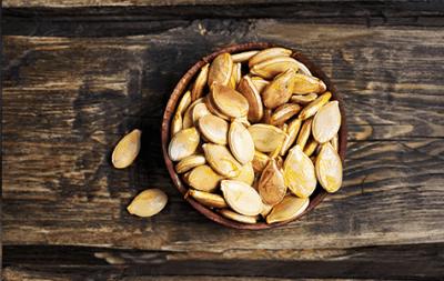 Semillas y especias de calabaza: ¡qué bien!