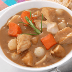 Turkey Stew with Veggies