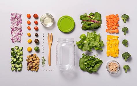 Brain Health Salads To-Go