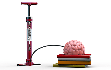 Pump up Your Brain with Exercise