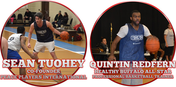 Tuohey and Redfern Healthy Buffalo