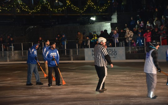 Healthy Buffalo Broomball 2