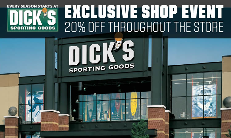 48ef860cdbb The 5th Annual Healthy Buffalo Shopping Event at Dick's Sporting Goods is  May 4-5th!
