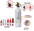 Push Button Pindicator Fire Extinguishers
