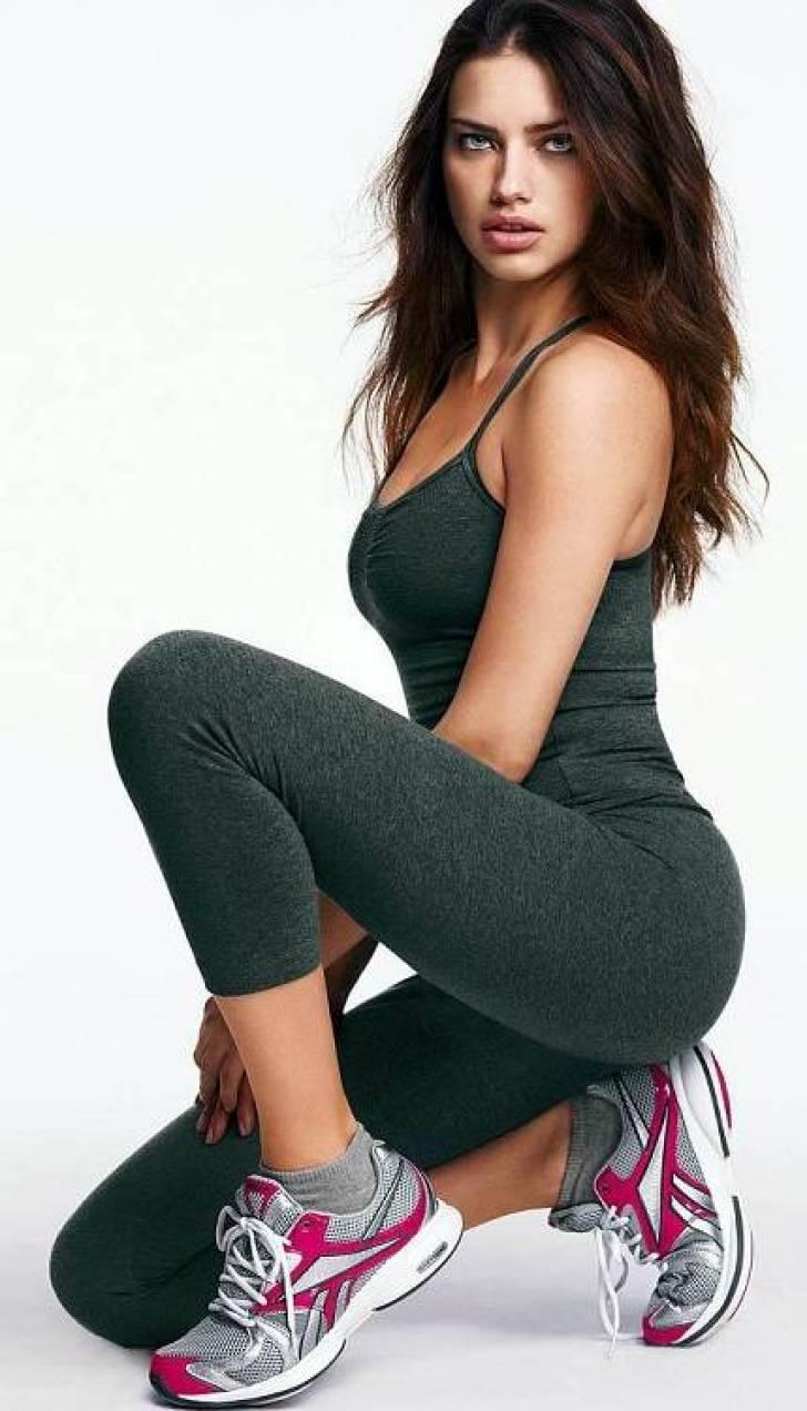 Adriana Lima Workout Gear