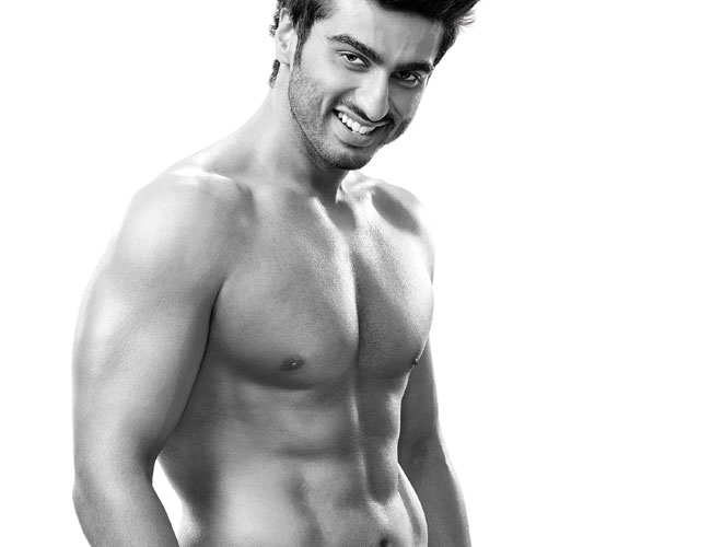 Arjun Kapoor Body
