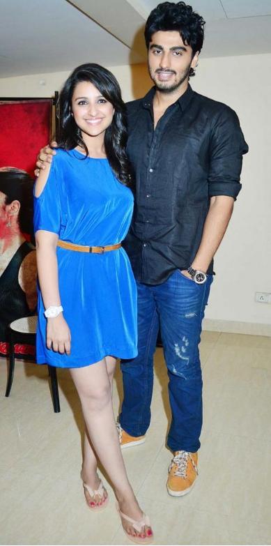Arjun Kapoor Parineet Chopra