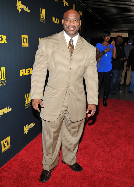 Dexter Jackson Height Weight Body Statistics  Healthy Celeb
