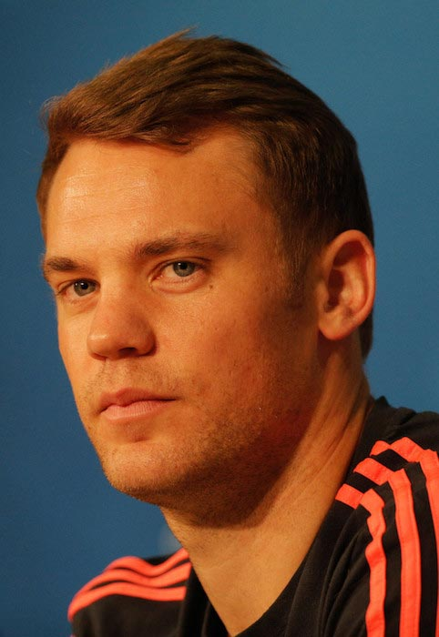 Manuel Neuer Height Weight Body Statistics  Healthy Celeb