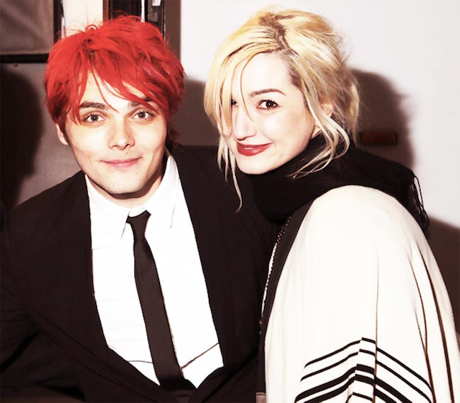Way And Gerard His Daughter