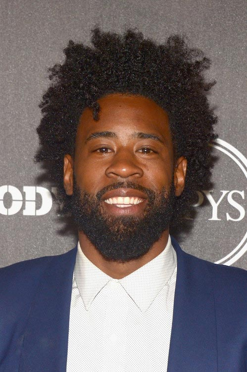 Deandre Jordan Hair : deandre, jordan, DeAndre, Jordan, Height,, Weight,, Girlfriend,, Family,, Facts,, Biography