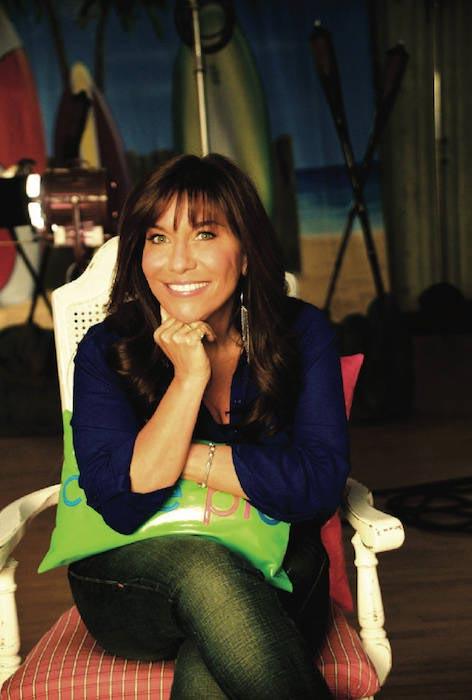 Owner Lisa Lillien Diet Secrets Healthy Celeb