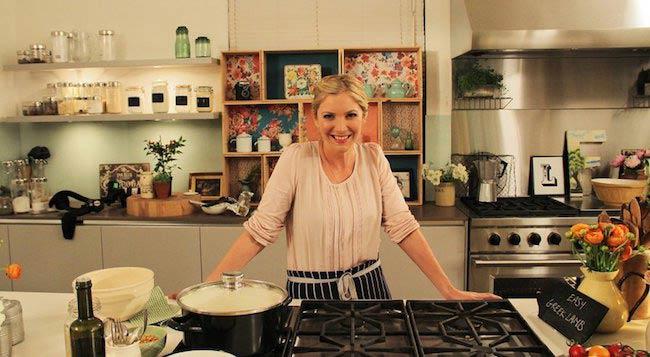 Lisa Faulkner Kitchen