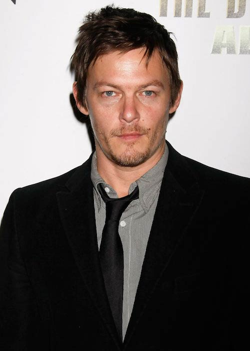 norman reedus height weight