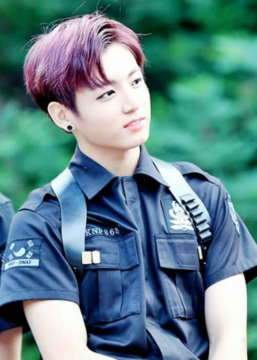 jeon jungkook height weight