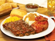 Flash Review of Five Menus on Boston Market Nutrition