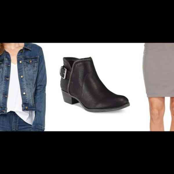 Simplify Your Wardrobe Style with a Mom Capsule Wardrobe