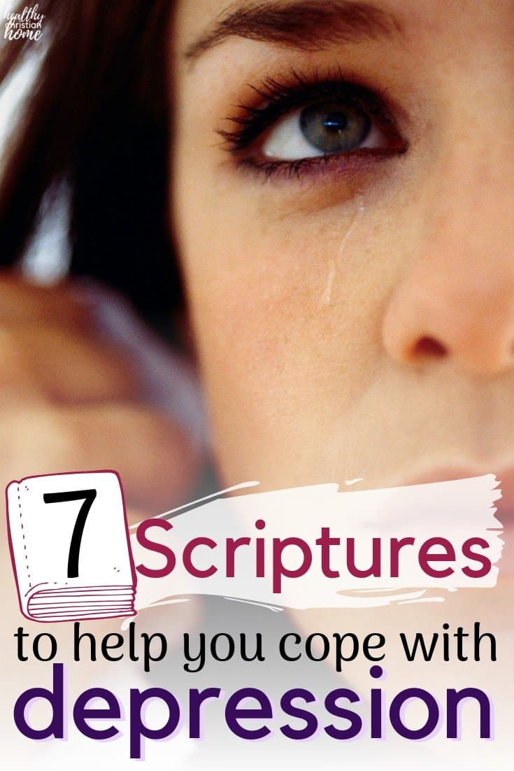 Bible Verses for Depression: 7 Game-Changers to Help you Cope